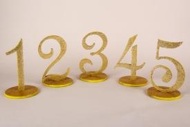 Номера для золотой свадьбы